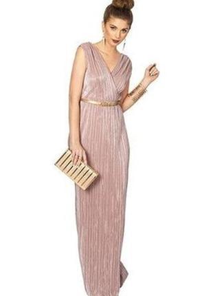Красивое нарядное платье в пол oh my love
