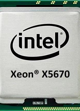 Процессор Intel Xeon X5670 Сокет 1366