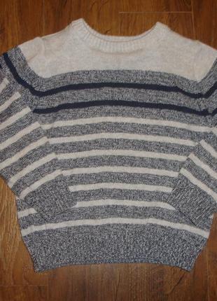 Фирменный свитер мальчику 3-4 лет хлопок