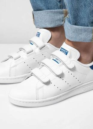 Кроссовки кеды adidas stan smith yung nmd (41р) оригинал! -20%