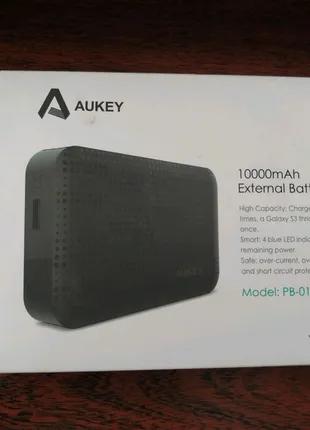 Power Bank Aukey PB-01(10000mAh) портативное зарядное устройство