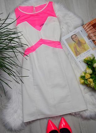 Оригинальное стильное платье сетка