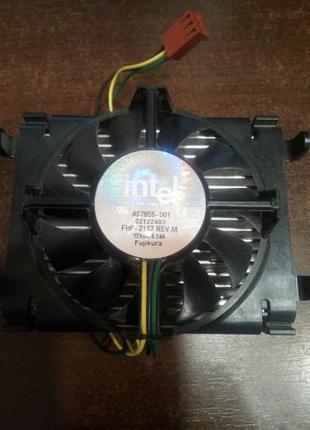 Вентилятор+ радиатор (система охлаждения)