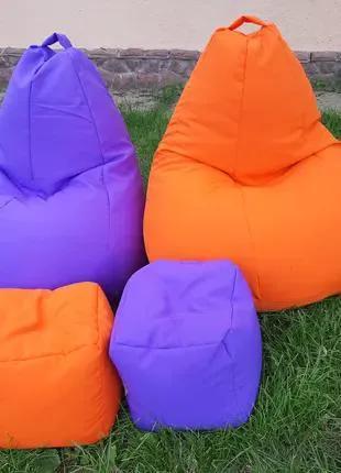 Кресло груша, мешок, пуф, бескаркасное кресло
