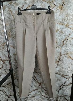 Тонкие офисние  брюки  bc