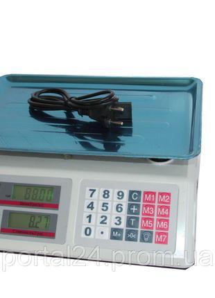 Услуги по ремонту электронных торговых весов