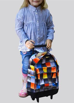 Детский рюкзак-чемодан quiksilver