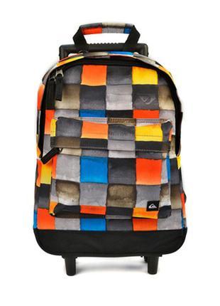 Детский рюкзак чемодан quiksilver