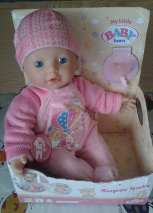 """Пупс """"Baby born"""" Распродажа!"""