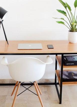 Стол офисный лофт Ш1200*В740*Г600