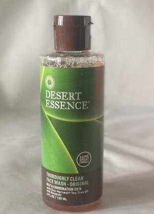 Desert essence средство для умывания с маслом чайного дерева 1...