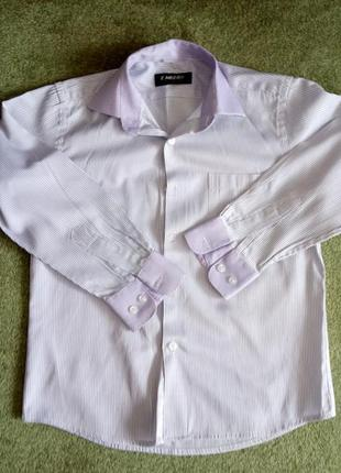 Рубашка, 136 см, 9-10 лет