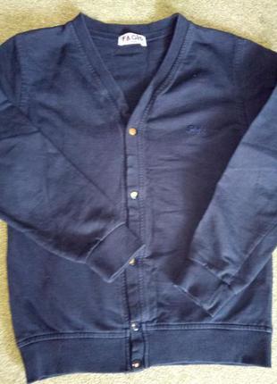 Кофта, свитер fagis, 134 см, 9-10 лет