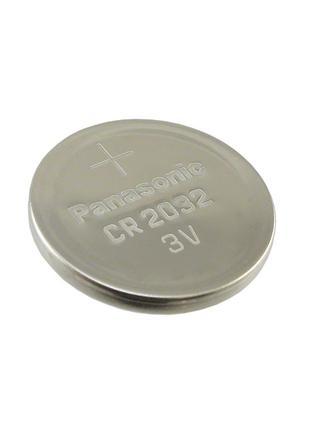 Распродажа! Батарейка литиевая Panasonic CR2032 3V типа таблетка