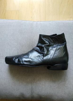 Чоботи/туфли/ботинки everybody шкіра