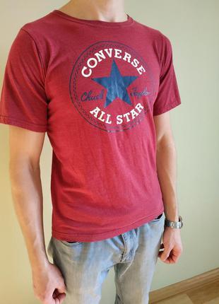 Футболка converse all star