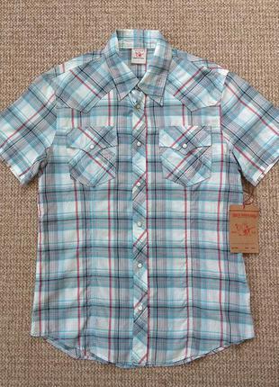 True religion тенниска рубашка оригинал (l) новая