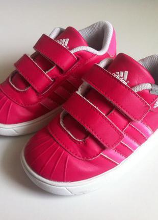 Комфортные кроссовки adidas 👟 размер 24 { 15см } оригинал ❗❗❗