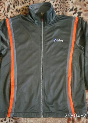 Мастерка олимпийка ветровка куртка Galaxy на мальчика 140-146-152
