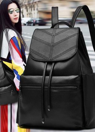 3-118 стильный рюкзак для учебы молодежный вместительный женск...