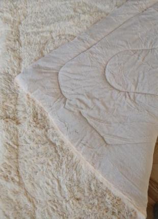 Одеяло-плед *травка* 200*220. плотный плед покрывало мягкое. есть