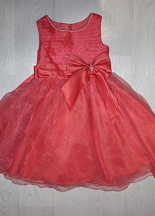 Платье 4 года