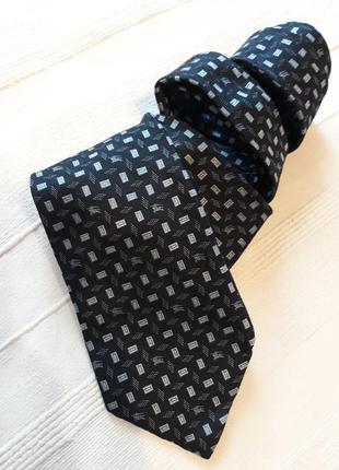 Burberry, оригинал! новый дизайнерский брендовый галстук#крава...
