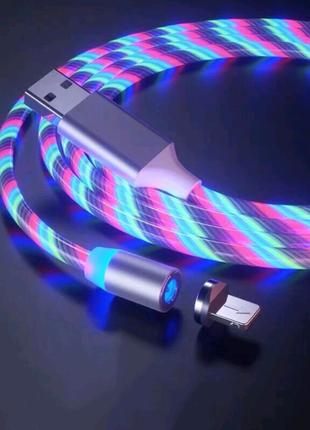 Магнітний USB кабель