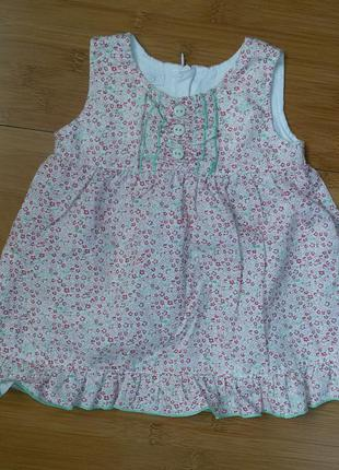 Платье, Baby Gap, платье для девочки от 6 мес. до 2 лет.
