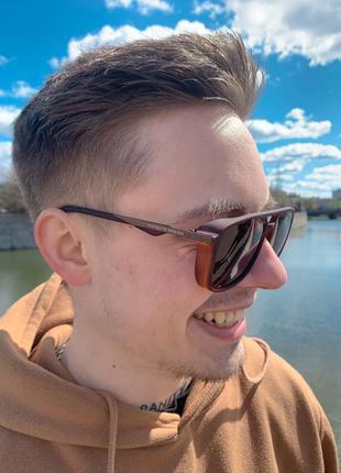 Мужские  солнцезащитные очки с поляризацией