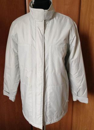Куртка белая на весну l.o.g.g. р.38