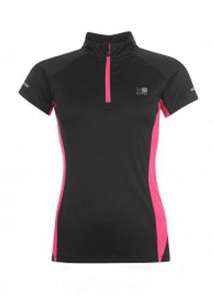 Спортивная дышащая футболка для бега женская спортивная одежда