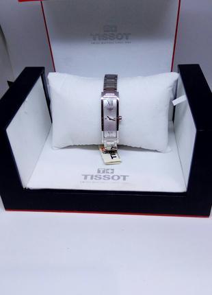 Часы наручные женские швейцарские (оригинал)TISSOT T015.309.11.03