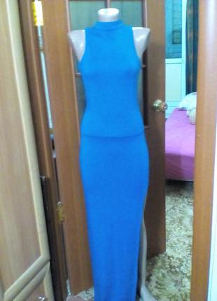 River island платье макси