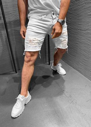 Мужские джинсовые шорты djp4