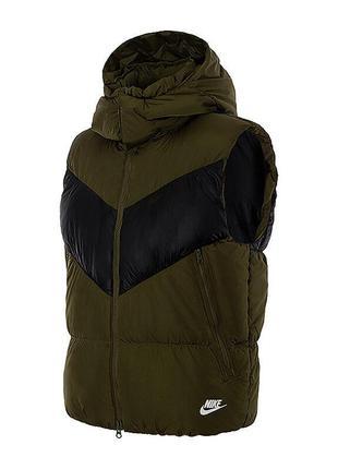 Жилетка nike sportswear dwn fill vest оригинал! - 20%