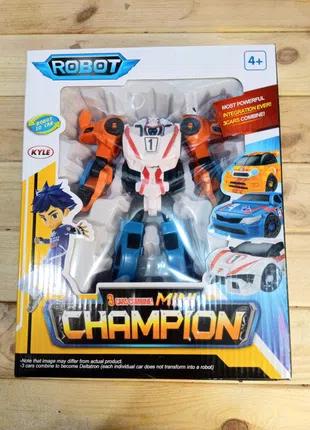 Трансформер Тобот Champion 529
