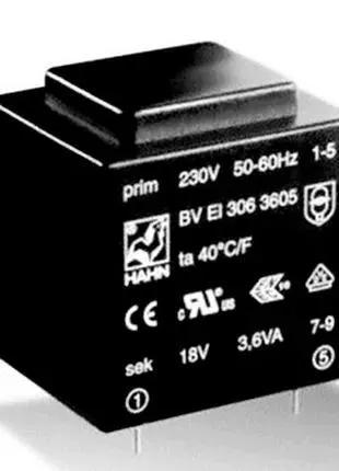 Трансформаторы и дроссели силовые и сигнальные