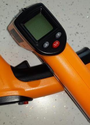 Бесконтактный термометр пирометр  инфракрасный цифровой GM-320