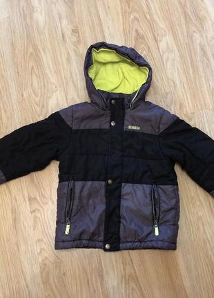 Детская зимняя куртка oshkosh