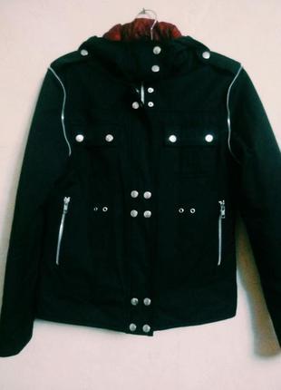 Sale! стильная деми куртка! р. 44-46