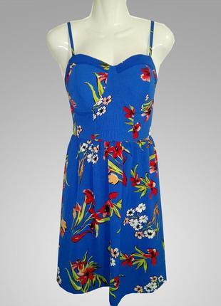 🔥🔥🔥распродажа всего ассортимента.🔥🔥🔥 платье в цветочный принт ...