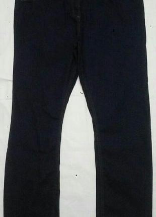 Супер джинсы, denim, на пышные формы! р.20(54-58)!!
