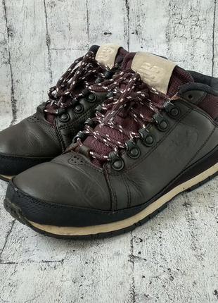 Демисезонные ботинки new balance 754, 42р, оригинал, натуральн...