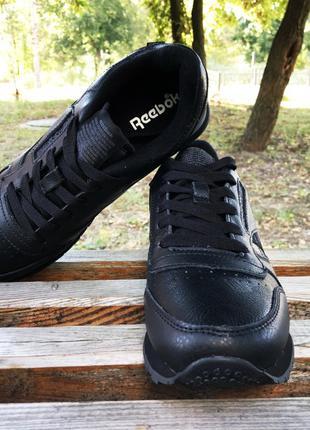 Кроссовки Reebok classic black