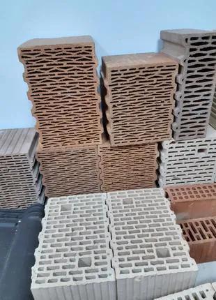 Крупно-форматные керамические блоки Винербергер/Кератерм