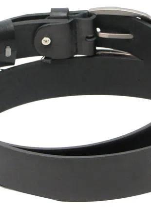 Мужской ремень для брюк из натуральной кожи Skipper 1302-33