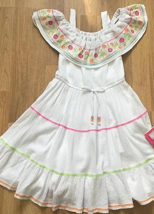 Літнє плаття для дівчинки jona michelle