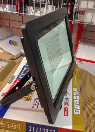 LED прожектор 100w 50w 30w 20 светодиодный уличный фонарь защита
