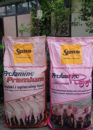 Кормові добавки фірми Соно  (Sano)